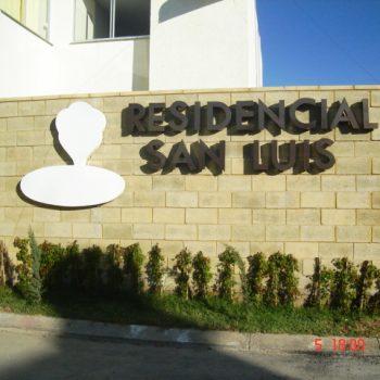 letrero Fracc San Luis (1)