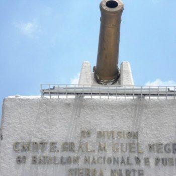soporte luminario Puebla